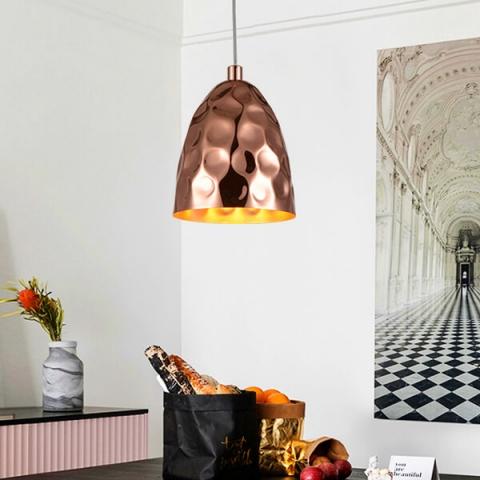 可樂金吊燈 1