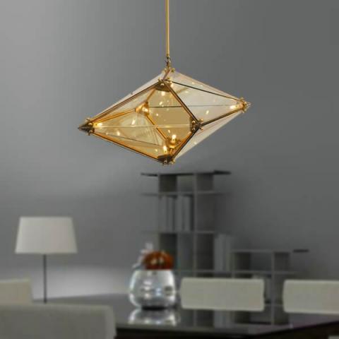 莫札特典雅吊燈 1