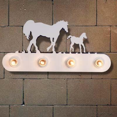 【熱銷款】馬雲造型壁燈 1