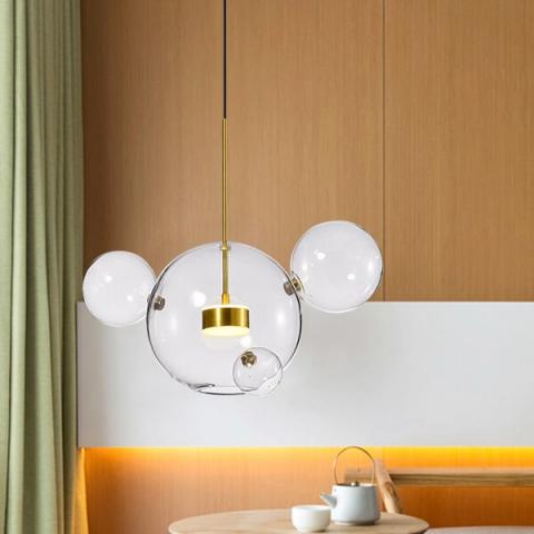 甜蜜氣泡吊燈 1