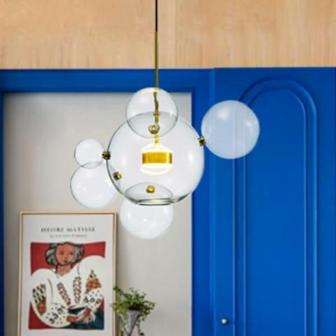 甜蜜氣泡吊燈 2