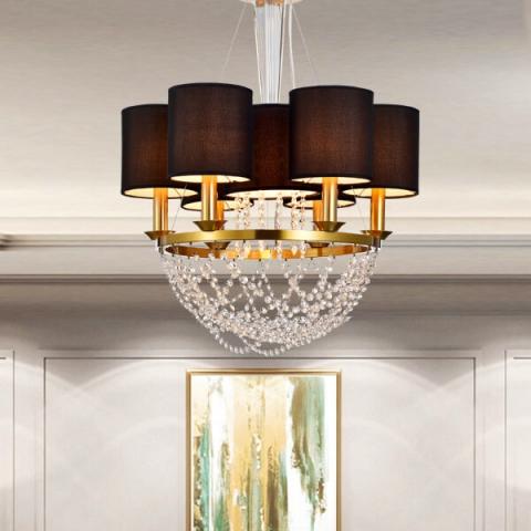 東方明珠吊燈 2