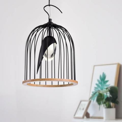 寵物鳥吊燈 1