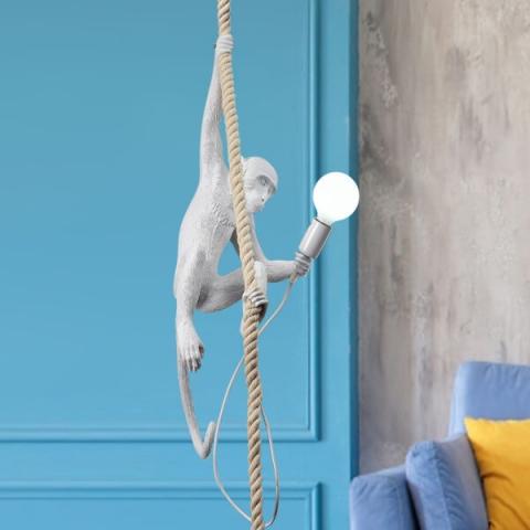 猴塞雷吊燈 1