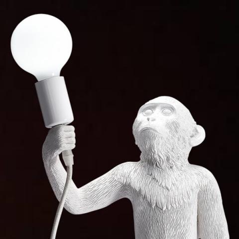 猴年到落地燈 2