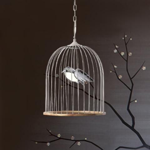 【熱賣】幸福鳥吊燈 2