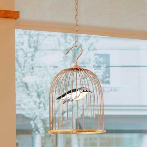 【熱賣】幸福鳥吊燈 3