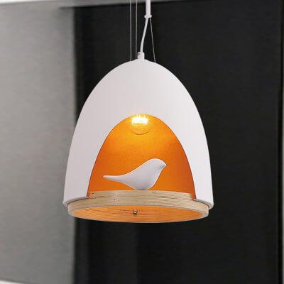 鳥語花香吊燈 2