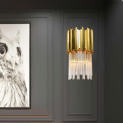 阿薩姆水晶壁燈 1