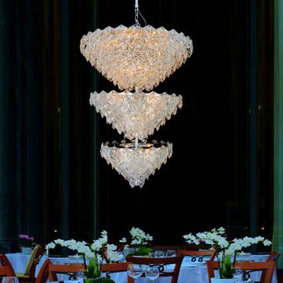 香奈爾水晶吊燈 1