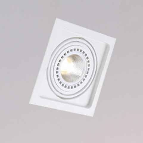 開孔160*160mm*AR111 COB 15W*1盒燈 1