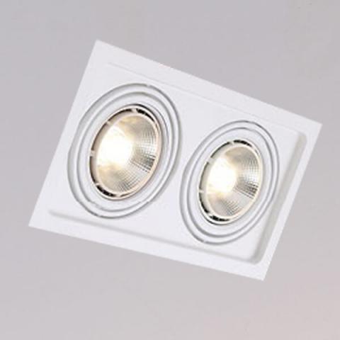 開孔310*160mm*PAR30 COB 35W*2盒燈 1