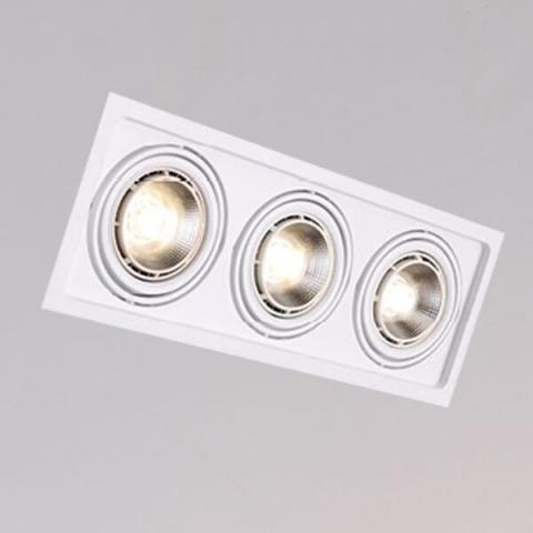 開孔460*160mm*PAR30 COB 35W*3盒燈 1