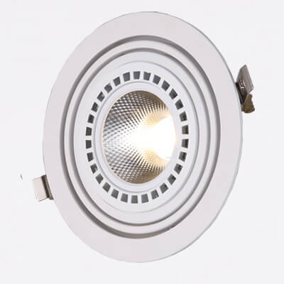 開孔15.5cm*15W崁燈 1